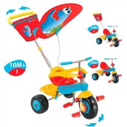Велосипед  Детский-- SMART TRIKE - 3 в 1 - ( 10 - 36 m )