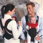 РЮКЗАК ДЛЯ ПЕРЕНОСКИ ДЕТЕЙ- BABYBJORN - ACTIVE (ТЕМНЫЕ ЦВЕТА )