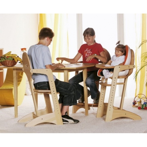 Стол для всей семьи своими руками 62